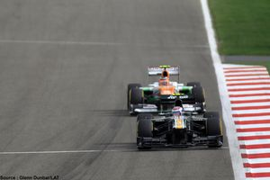 Force India va verser 650.000£ à Caterham et Mike Gascoyne