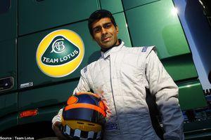 Karun Chandhok devient le pilote-réserve de Team Lotus