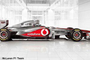AkzoNobel utilise McLaren pour développer ses produits commerciaux