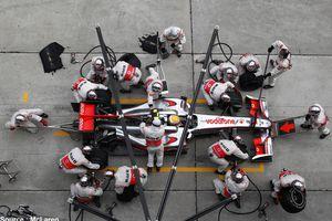 McLaren a failli être sponsorisé par le gouvernement de Libye