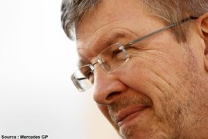Ross Brawn quitte Mercedes