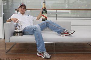 Sergio Perez signe pour plusieurs années chez McLaren