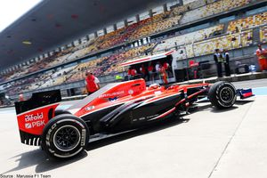 Marussia a trouvé un accord avec Bernie Ecclestone