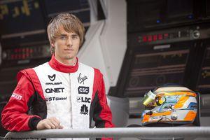 Charles Pic officialisé chez Virgin Racing pour 2012