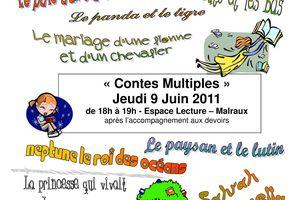 Jeudi 9 juin 2011 - Instant Contes