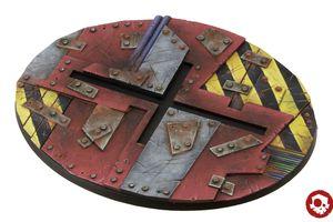 Tabletop Art: Ovale Flugbases