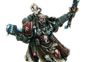 Space Wolves Runenpriester
