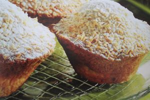 Muffins bananes et coco