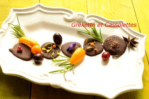 Palets au Chocolat : Associations de Saveurs