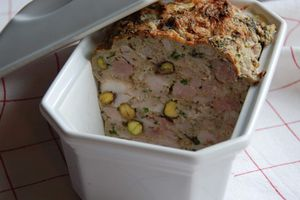Terrine de Lapin au Cognac, Light