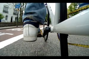 CYCLING TO WORK: LA VIDEO!