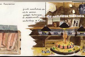 30e sketchcrawl - Paris