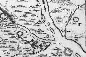 Marquisat de Codolet. 1621