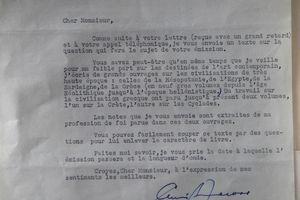 Cahiers d'art - Sommaires - Années 1931 à 1939