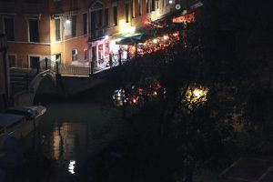 Venise... de nouveau, premier épisode, in francese