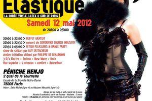 Nuit Elastique : Mai 2012