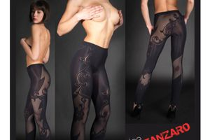 Robe & leggings sexy, collection Végas Catanzaro