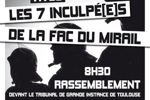 Toulouse : une semaine contre la répression