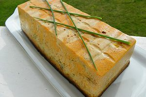 TERRINE DE LOTTE (thermomix)