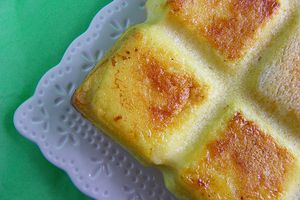 LE CROQUE CAKE (thermomix)