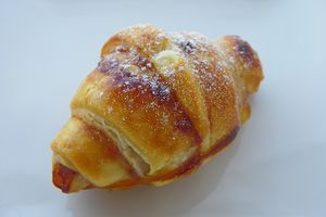 MINI CROISSANTS A LA CONFITURE (thermomix)