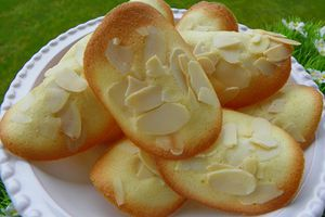 TUILES AUX AMANDES (thermomix)