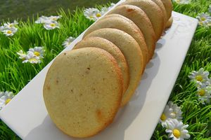 BISCUITS A LA BANANE (thermomix)