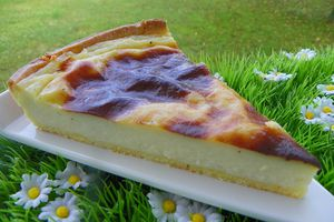 FLAN PATISSIER (thermomix)