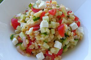 TABOULE ETOILE (thermomix)
