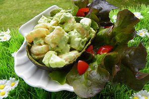 AVOCATS FARCIS (thermomix)