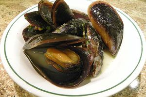 MOULES MARINIERES (thermomix)