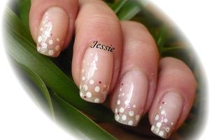 Nail Art : points de french