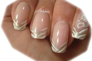 French forme Chevrons