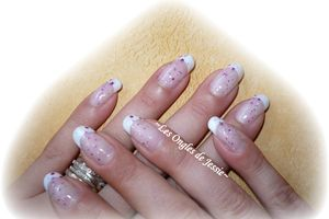 French - Nail Art Constellation