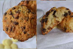 Les cookies sans beurre de Salomé