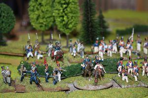 Ordres de bataille français à Waterloo.