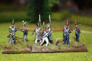 Infanterie légère