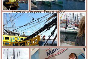 La Transat Jacques Vabre 2013