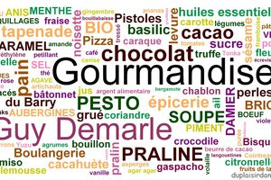 Gourmandises par Guy Demarle