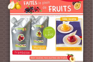 Faites le plein de Fruits !!!!