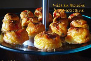 Mise en Bouche à la mexicaine