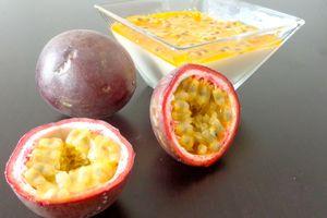 Panna cotta parfaite mangue & passion