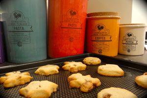 Cookies au chocolat et au sirop d'érable