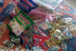 Loisirs du mercredi: Bracelets de bonbons