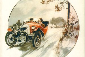 Lecture : Minimal Motoring, from Cyclecar to Microcar