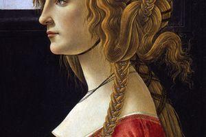 Portraits : Le Quattrocento (7)