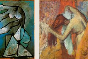 Picasso regarde Degas (6 et fin)