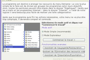 Organiser son menu Programme avec Tidy Start Menu