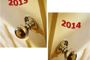 Avant de refermer doucement la porte sur 2013 et d'ouvrir celle de 2014