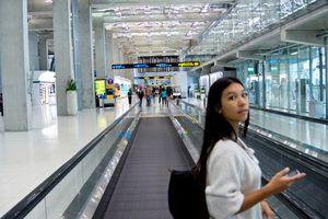 Arrivée à Bangkok